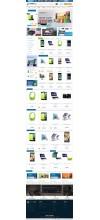 Opencart Bilgisayar, Ceptelefonu, Ekeletronik Eşya Full E-ticaret Hazır Site Paketi
