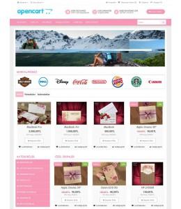 Davetiye - Nikah Şekeri  Site Teması