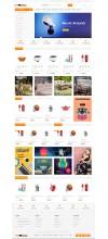 Osdem Elektra Opencart 3x Market Site Teması
