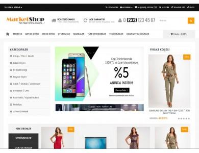 Genel Marketing  Site Teması