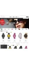 Saat ve Gözlük Opencart  Site Teması