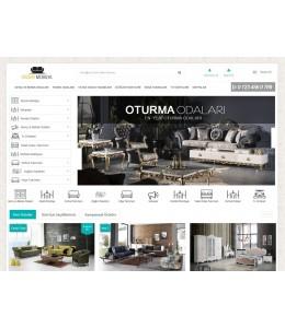 OsdemTema Mobilya Satış Opencart 3x Site Teması
