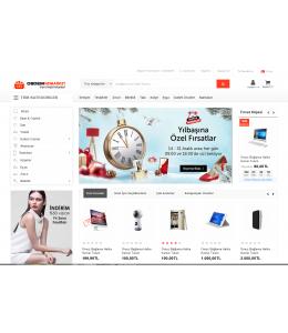 OsdemTema   Genel  Ürün satış Opencart 3x    Site Teması