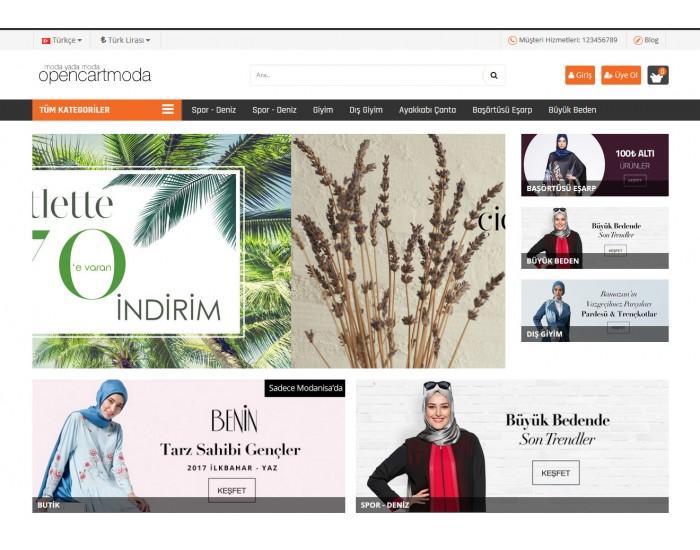 Osdem Moda - Giyim ,Çanta ve ayakkabı Mağaza Site Teması