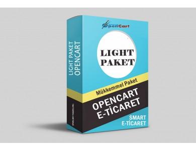 Opencart Light Paket