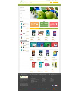 Petshop - Medikal Site Teması