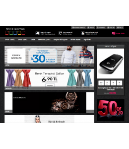 Opencart  Privateshop  Moda MağazaTeması -2