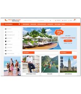 Dikey Marketing  Satış  Opencart  Site Teması