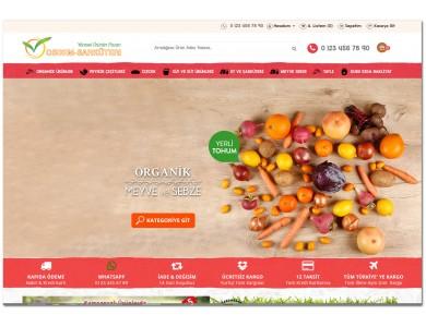 Şarküteri ve Yöresel Ürünler Satış Opencart 3x Site Teması-bordo