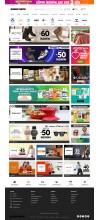 Opencart Trendshop dikey marketing satış Full E-ticaret Hazır Site Paketi