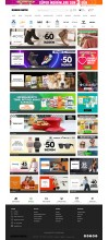 Opencart Trendshop Web site Paketi
