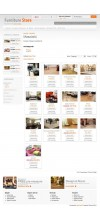 Opencart Furniture 1.5.x Tema