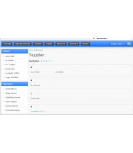 Opencart 1.5.1.x  2.0x  yazarlar Modülü ve sayfası